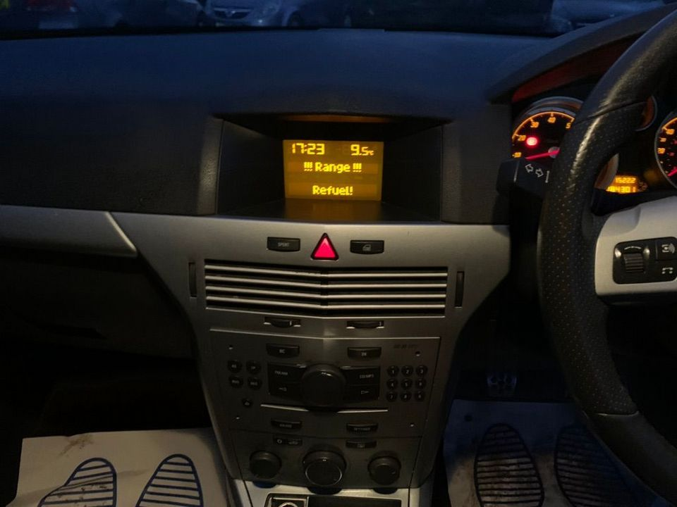 2007 Vauxhall Astra 1.8 i 16v SRi Sport Hatch 3dr - Picture 12