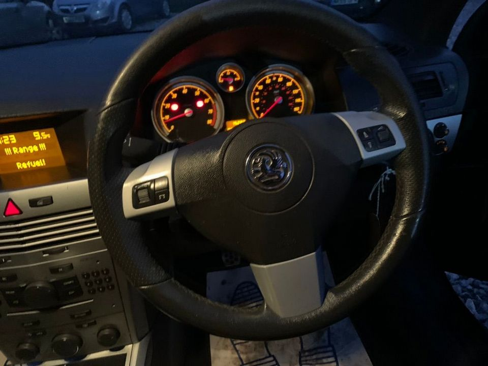 2007 Vauxhall Astra 1.8 i 16v SRi Sport Hatch 3dr - Picture 13