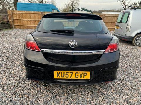 2007 Vauxhall Astra 1.8 i 16v SRi Sport Hatch 3dr - Picture 18
