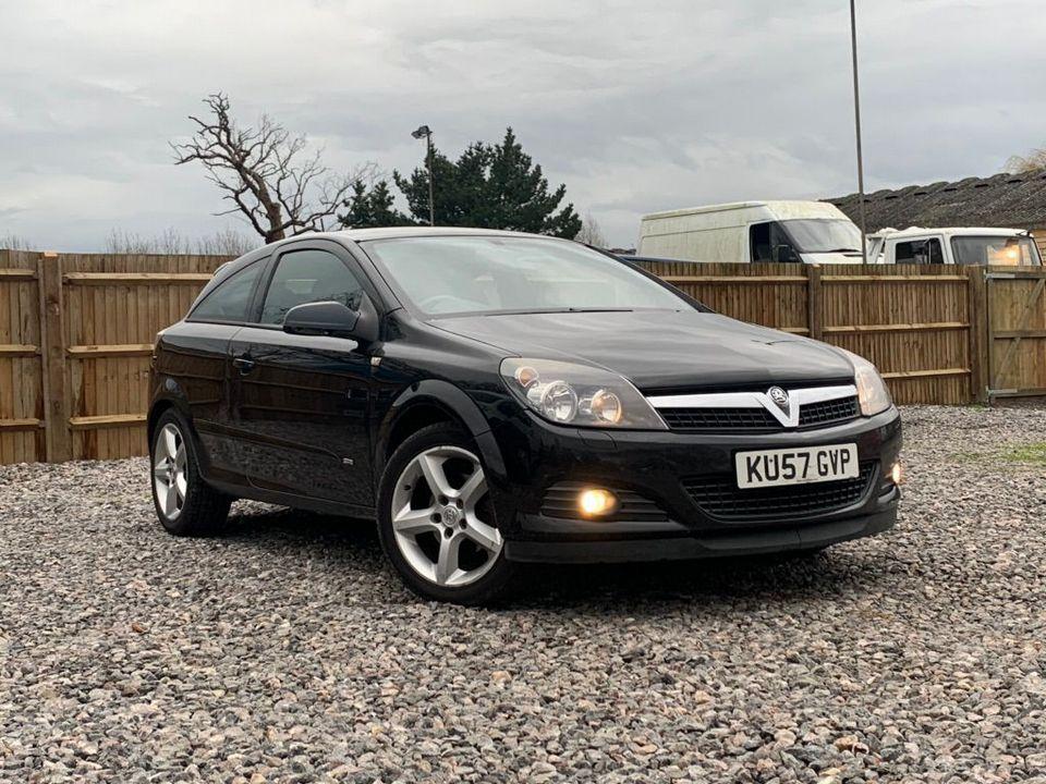 2007 Vauxhall Astra 1.8 i 16v SRi Sport Hatch 3dr - Picture 3