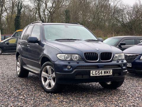 2004 BMW X5 4.4 Sport 5dr
