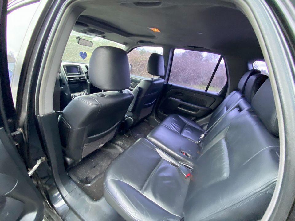 2003 Honda CR-V 2.0 i-VTEC SE Executive 5dr - Picture 12 of 23