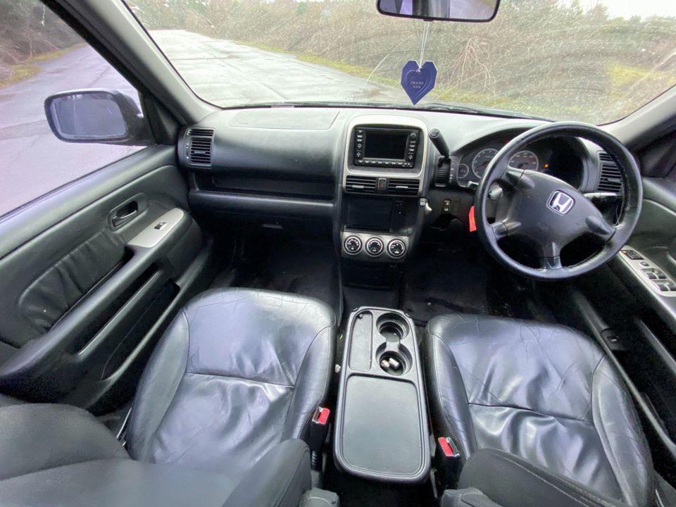 2003 Honda CR-V 2.0 i-VTEC SE Executive 5dr - Picture 13 of 23