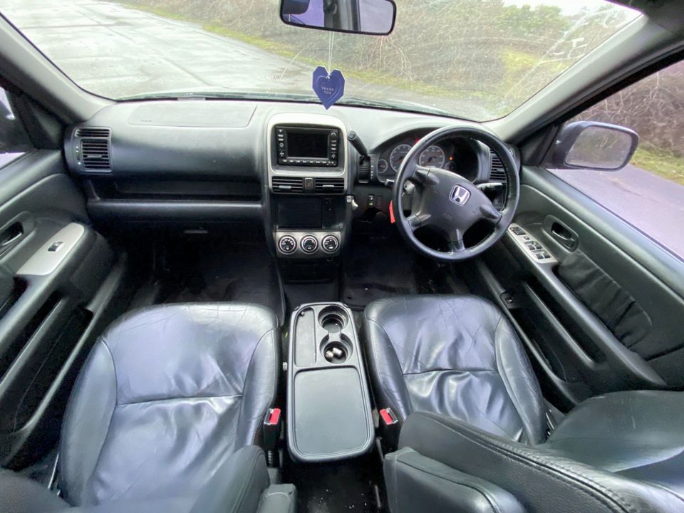2003 Honda CR-V 2.0 i-VTEC SE Executive 5dr - Picture 14 of 23