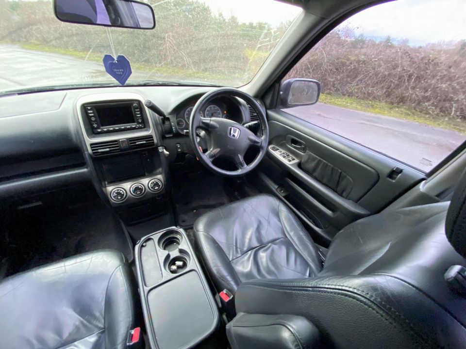 2003 Honda CR-V 2.0 i-VTEC SE Executive 5dr - Picture 16 of 23