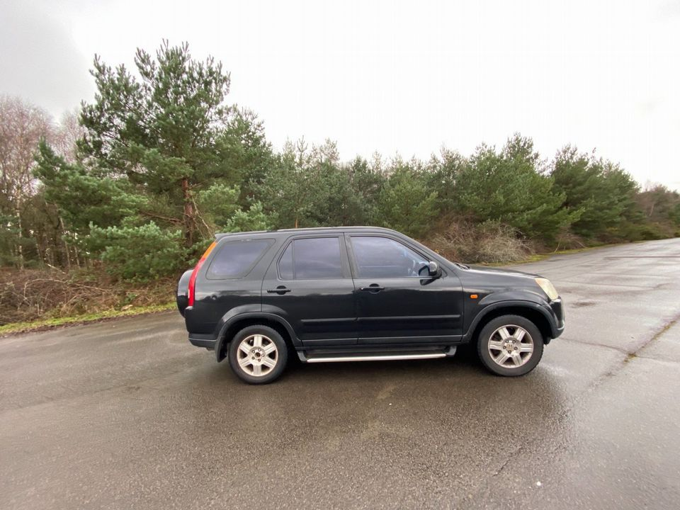 2003 Honda CR-V 2.0 i-VTEC SE Executive 5dr - Picture 7 of 23