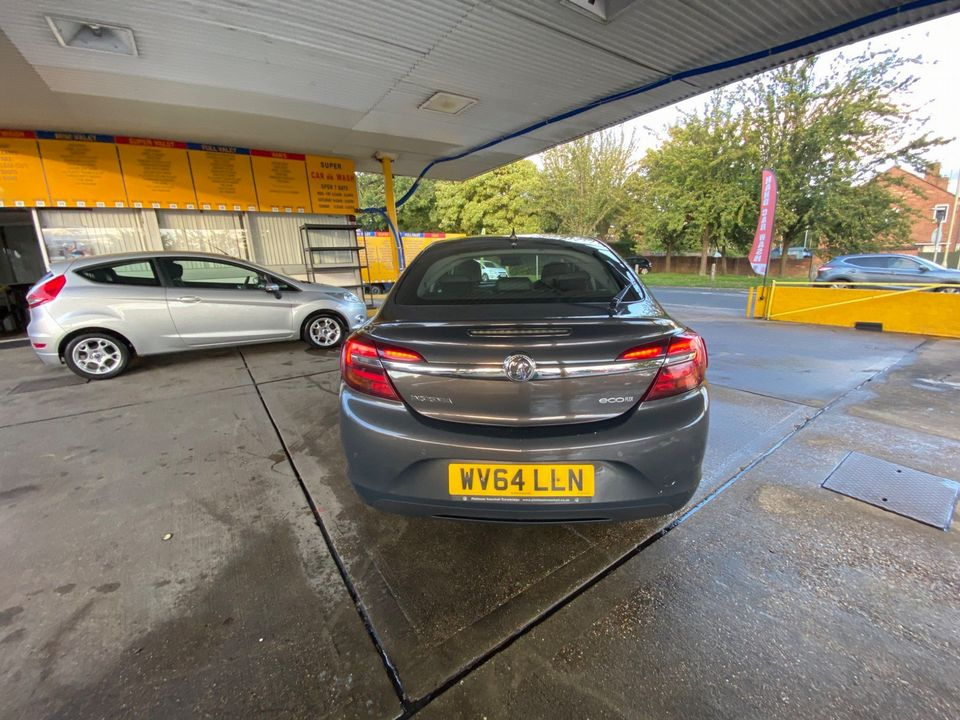 2014 Vauxhall Insignia 2.0 CDTi ecoFLEX Elite Nav (s/s) 5dr - Picture 11 of 34