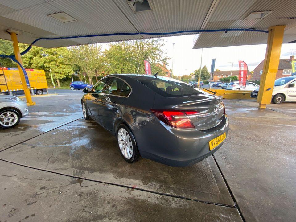 2014 Vauxhall Insignia 2.0 CDTi ecoFLEX Elite Nav (s/s) 5dr - Picture 12 of 34