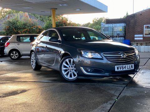 2014 Vauxhall Insignia 2.0 CDTi ecoFLEX Elite Nav (s/s) 5dr - Picture 1 of 34