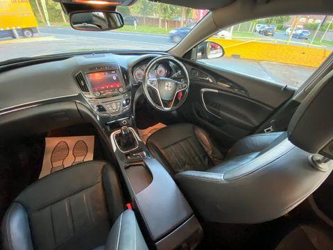 2014 Vauxhall Insignia 2.0 CDTi ecoFLEX Elite Nav (s/s) 5dr - Picture 21 of 34