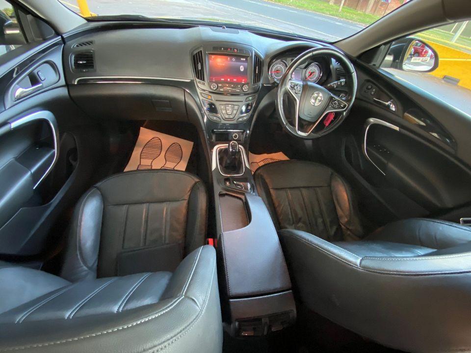 2014 Vauxhall Insignia 2.0 CDTi ecoFLEX Elite Nav (s/s) 5dr - Picture 23 of 34