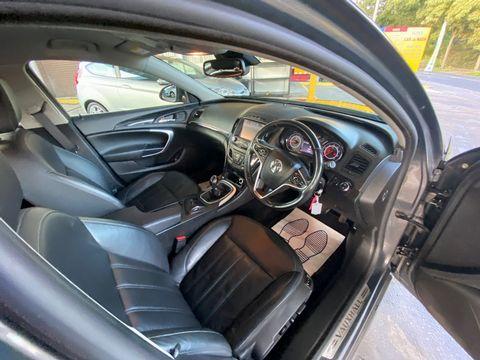 2014 Vauxhall Insignia 2.0 CDTi ecoFLEX Elite Nav (s/s) 5dr - Picture 26 of 34