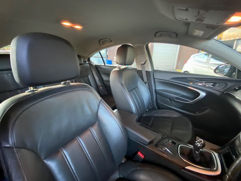2014 Vauxhall Insignia 2.0 CDTi ecoFLEX Elite Nav (s/s) 5dr - Picture 28 of 34