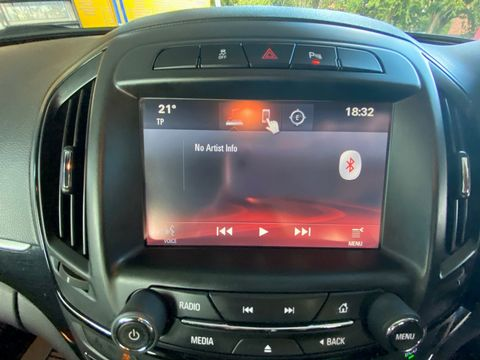 2014 Vauxhall Insignia 2.0 CDTi ecoFLEX Elite Nav (s/s) 5dr - Picture 31 of 34