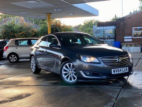 2014 Vauxhall Insignia 2.0 CDTi ecoFLEX Elite Nav (s/s) 5dr - Picture 3 of 34