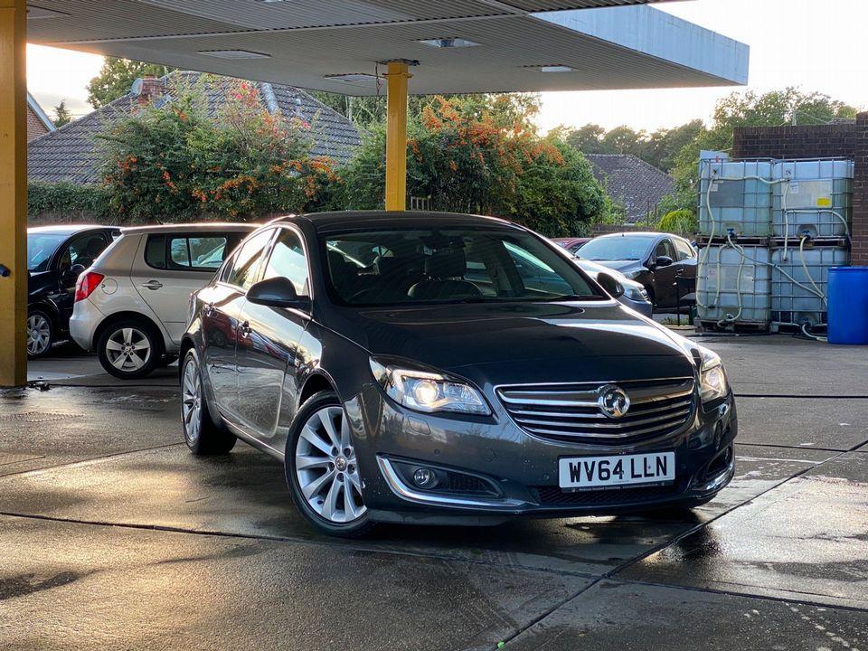 2014 Vauxhall Insignia 2.0 CDTi ecoFLEX Elite Nav (s/s) 5dr - Picture 4 of 34