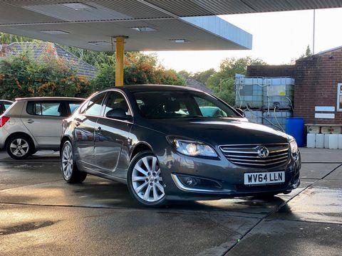 2014 Vauxhall Insignia 2.0 CDTi ecoFLEX Elite Nav (s/s) 5dr - Picture 6 of 34