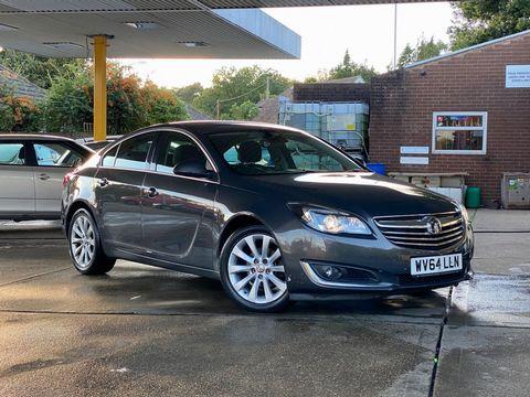 2014 Vauxhall Insignia 2.0 CDTi ecoFLEX Elite Nav (s/s) 5dr - Picture 7 of 34
