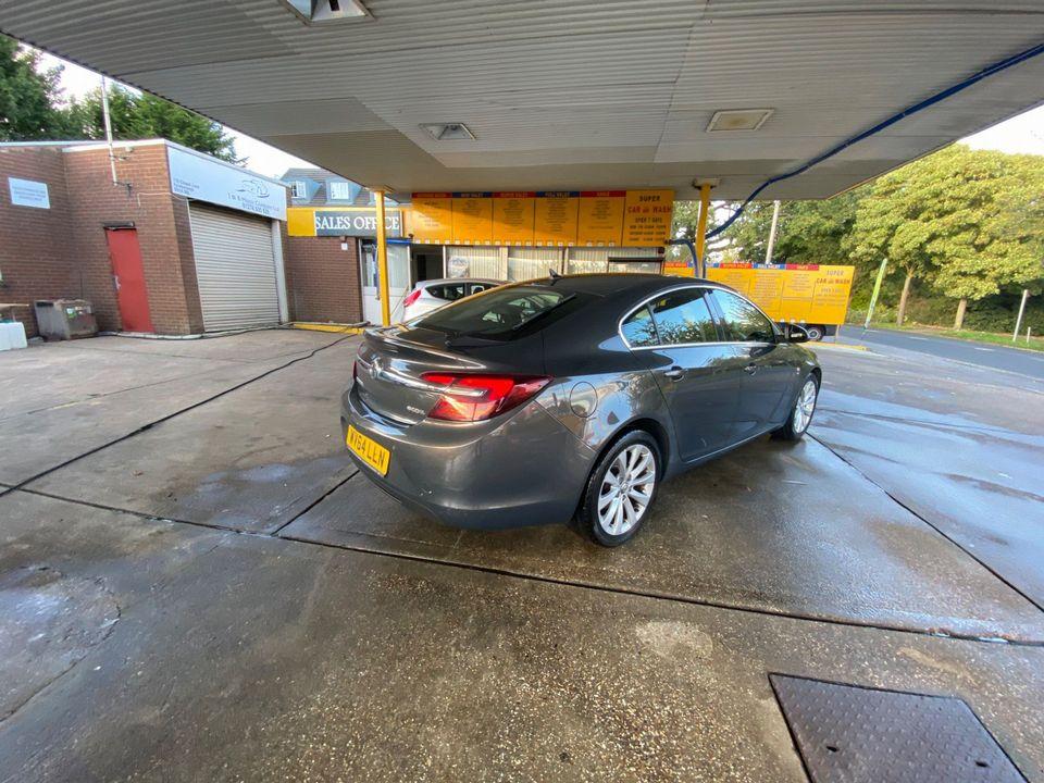2014 Vauxhall Insignia 2.0 CDTi ecoFLEX Elite Nav (s/s) 5dr - Picture 9 of 34